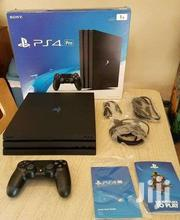 Sony PS4 Pro 1TB Black   Video Game Consoles for sale in Nairobi, Nairobi Central