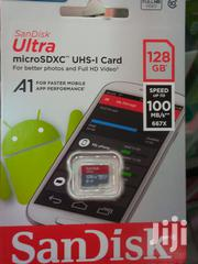Original 128gb Sandisk Memory Card. | Accessories for Mobile Phones & Tablets for sale in Nairobi, Nairobi Central