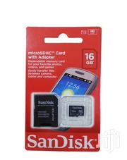 Original 16gb Sandisk Memory Card. | Accessories for Mobile Phones & Tablets for sale in Nairobi, Nairobi Central