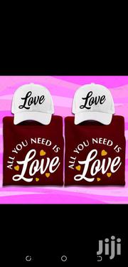 Love Set T-shirts And Caps | Clothing Accessories for sale in Nairobi, Nairobi Central
