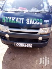 Nissan Box Auto Disel Engine   Buses & Microbuses for sale in Nyeri, Karatina Town