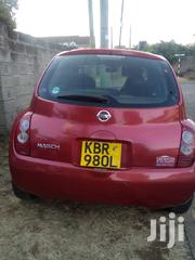 Nissan March 2005 Red | Cars for sale in Nairobi, Nairobi South
