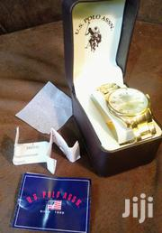 Brand New Genuine Polo Gold Watch   Watches for sale in Nairobi, Kilimani