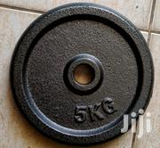 Gym Weights Plate | Sports Equipment for sale in Nairobi, Ngara