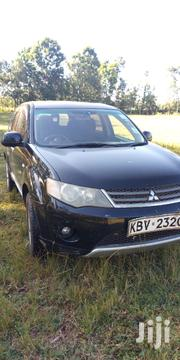 Mitsubishi Outlander 2006 2.4i GLS Automatic Black | Cars for sale in Nairobi, Kahawa