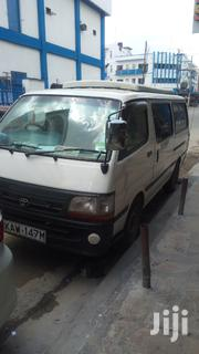 Toyota Hiace 2002 White | Buses & Microbuses for sale in Mombasa, Majengo