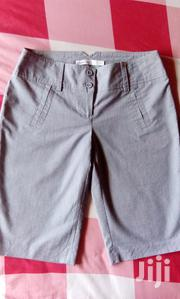 Gray Striped Shorts | Clothing for sale in Kilifi, Mtwapa