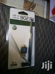 Usb 2.0 Wireless Wifi With Antenna | Accessories & Supplies for Electronics for sale in Nairobi, Nairobi Central