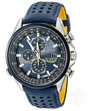 Citizen Men's Eco-drive Blue Angels World Chronograph Atomic | Watches for sale in Nairobi, Nairobi Central