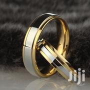 Stainless Steel Wedding Couple Ring For Women And Men | Jewelry for sale in Nairobi, Karen