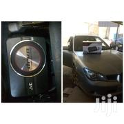 JVC CW-DRA8,250w Amplified Subwoofer Systemfitted In Subaru Impreza | Vehicle Parts & Accessories for sale in Nairobi, Nairobi Central