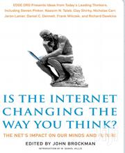 Is The Internet Changing The Way You Think | Books & Games for sale in Nairobi, Nairobi Central