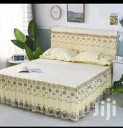Bed Skirts With 2 Pillowcases   Furniture for sale in Uasin Gishu, Langas