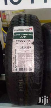 205/75/15 Kumho Tyres Is Made In Korea | Vehicle Parts & Accessories for sale in Nairobi, Nairobi Central