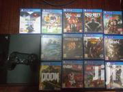 Ps4 Console With Games | Video Game Consoles for sale in Kajiado, Oloolua