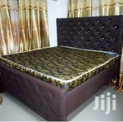 6xy Bed Browwn | Furniture for sale in Mombasa, Bamburi