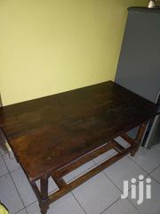 Big And Strong Kitchen Table | Furniture for sale in Uasin Gishu, Kapsoya