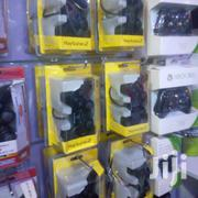 Sony Ps 2 Controllers Black | Video Game Consoles for sale in Nairobi, Nairobi Central