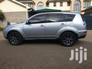 Mitsubishi Outlander 2010 SE Silver | Cars for sale in Nairobi, Embakasi
