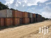 "40"" And 20"" Containers On Sale 