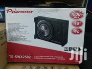 Pioneer 1200 Watts Boxed Shallow Mount Deep Bass Woofer New In Shop   Vehicle Parts & Accessories for sale in Nairobi, Nairobi Central