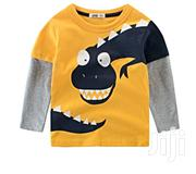 Children's Cotton Double Colour Tshirts (Age 1-9) | Children's Clothing for sale in Nairobi, Nairobi Central