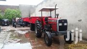Massey Ferguson 375 75hp + 3 Disc Plow + 8 Tons Tipping Trailer | Farm Machinery & Equipment for sale in Nairobi, Karen