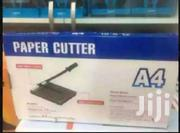 A4 Heavy Duty Paper Cutter Guillotine Trimmer Cutter | Stationery for sale in Nairobi, Nairobi Central