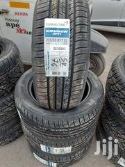 235/55r17 Kumho Tyre's Is Made In Korea | Vehicle Parts & Accessories for sale in Nairobi, Nairobi Central