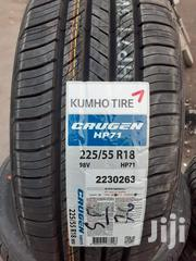 225/55r18 Kumho Tyre's Is Made In Korea | Vehicle Parts & Accessories for sale in Nairobi, Nairobi Central