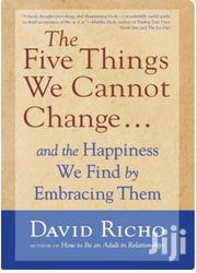 The Five Things We Cannot Change (Epub) | Books & Games for sale in Nairobi, Nairobi Central
