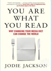 You Are What You Read (Epub) | Books & Games for sale in Nairobi, Nairobi Central