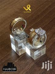 Custom Made 14k Gold And Silver Fusion Wedding Ring Bands | Jewelry for sale in Nairobi, Nairobi Central