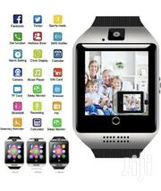ZZYD Q18 Bluetooth Smart Watch For Android Phones With Camera Support | Smart Watches & Trackers for sale in Nairobi, Westlands