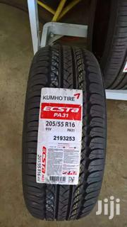 205/55/16 Kumho Tyres Is Made In Korea | Vehicle Parts & Accessories for sale in Nairobi, Nairobi Central