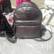 Fancy Strong Leather Backpack | Bags for sale in Nairobi, Nairobi Central