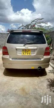 Toyota Kluger  V | Cars for sale in Machakos, Syokimau/Mulolongo