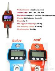 Manual Battery Electronic Stainless Steel Crane Spring Weight Scale | Home Appliances for sale in Nairobi, Nairobi Central
