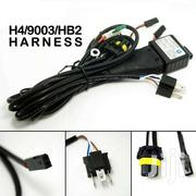 H4 Hid (Harness+Relay Only): For Toyota/Subaru/Nissan/Honda/Mazda | Vehicle Parts & Accessories for sale in Nairobi, Nairobi Central