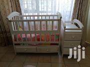 Baby Cot With Side Drawers | Children's Furniture for sale in Machakos, Syokimau/Mulolongo