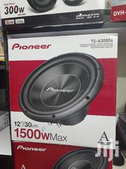Pioneer Double Coil Subwoofer   Vehicle Parts & Accessories for sale in Nairobi, Nairobi Central