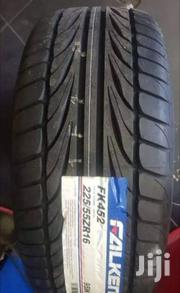 225/55r16 Falken Tyre's Is Made In Thailand | Vehicle Parts & Accessories for sale in Nairobi, Nairobi Central