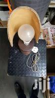 Wooden Stand & Bulb With Side Shade   Home Appliances for sale in Nairobi Central, Nairobi, Kenya