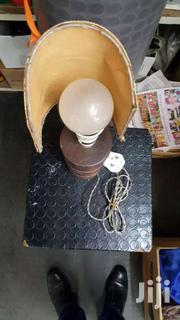 Wooden Stand & Bulb With Side Shade | Home Appliances for sale in Nairobi, Nairobi Central