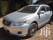 Toyota Fielder 2009 Silver | Cars for sale in Kiambu, Ndenderu