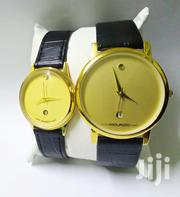 Movado Leather Watches for Ladies and Gents Available at 2000ksh. | Watches for sale in Nairobi, Nairobi Central