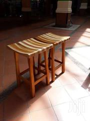 Custom Made Mahogany Stools | Furniture for sale in Nairobi, Nairobi Central