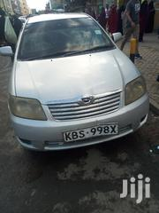 Toyota Corolla 2005 1.4 D-4D Automatic Silver | Cars for sale in Nairobi, Kahawa