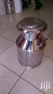 Stainless Steel Insulated Milk Can For Camel Milk 20 Liters | Farm Machinery & Equipment for sale in Nairobi, Nairobi South
