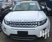 Land Rover Range Rover Evoque 2012 Pure Plus White | Cars for sale in Mombasa, Tudor